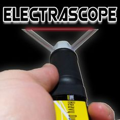 *GHOST HUNTING EQUIPMENT* PARANOLOGIES ELECTRASCOPE PARANORMAL INVESTIGATION