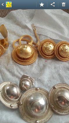 Jewellery from Ethiopia