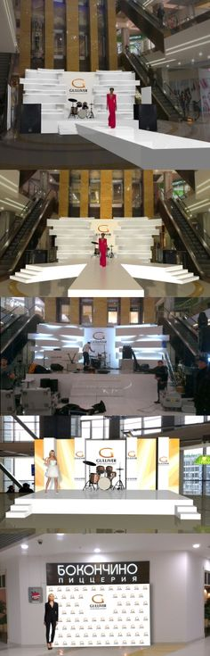 Exhibition Stand Design Decor : Best stage backdrop ideas images in