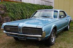 1967 Mercury Cougar 289 Factory 4 Speed