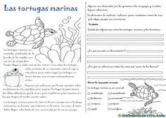 II>★★★★ Lecturas comprensivas - Recursos educativos y material didáctico para niños de primaria. Descarga Lecturas comprensivas gratis.