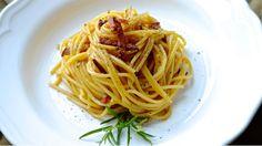 Spaghetti alla carbonara Foto: