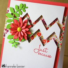 Like the chevron ric rac desert diva Cute Cards, Diy Cards, Chevron Cards, Cardmaking And Papercraft, Card Making Inspiration, Card Sketches, Card Tags, Up Girl, Flower Cards