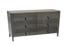 Prose Collection 6 drawer dresser #B5360