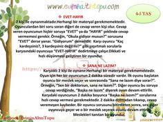 ev için tavsiye oyunlar (1) Learn Turkish, Ms Gs, Pre School, Preschool Activities, Kids And Parenting, Education, Learning, Games, Studying