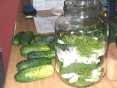 Homemade pickles: a delicious fermented foods recipe    Well, pickling cucumbers are ON at the farm where we get our vegetables, so I thought it would be fun to share a fermented foods pickle recipe.    We choose to make fermented pickles instead of vinegar pickles because not only do we love the way they taste, we love the health benefits of eating fermented foods. It's one of our favorite fermented foods recipes.    The process of fermentation not only helps to preserve food, it breaks…