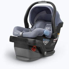 The UPPAbaby Mesa Car Seat 2020 is available in multiple stylish options including Jordan, Henry and Jake. Use your Mesa car seat to turn the Vista or Cruz stroller into a compelte UPPAbaby travel system. Logo Mercedes Benz, Car Seat Weight, Toddler Car, Seat Protector, Car Upholstery, Travel System, Baby Safe, Baby Registry, Baby Grows