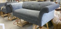 InfinityStudioUpholstery offers the greatest upholstery work in Oshawa to repair the look and design of your furniture.