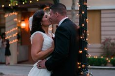 Plantation Hall at Haile | Gainesville Wedding Photographer | Christmas Wedding in Florida