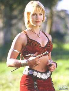 In princess xena friend need warrior