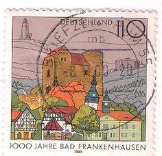 Germany - stamp 1998