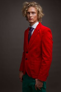 Festive Dapper Menswear Looks - Jack Hoier Photography Features a Great Looks Sported by 'Philip' (GALLERY)