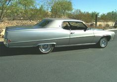 1969 Buick Electra 225 Coupe