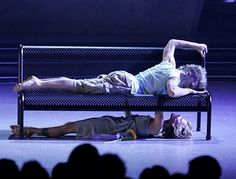 "Travis Wall and Heidi Groskreutz perform Mia Michaels' Emmy-winning ""The Bench"" on SYTYCD"