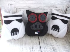 Star Wars  Tooth Fairy Pillow.