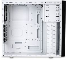 Nzxt White Source S210-002 ATX Mid-Tower PC Computer Case