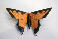 Intermediate Origami Butterfly (HD)