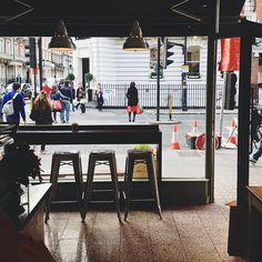 Workshop Coffee Co. in London / photo by communiqué