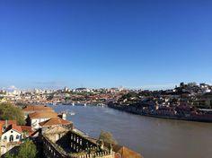 I  this city! #Portugal #Porto #Douro #river #city #landscape #cityscape #bluesky #beautiful #Spring #nofilter #photooftheday #picoftheday #bestoftheday #life #portolovers by clauandrudolfo