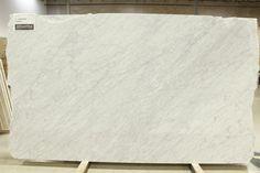 Bianco Carrara Honed Atlanta warehouse