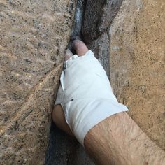Crack practice #climbing