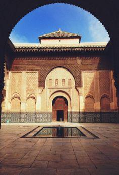 Marrakech, Morocco. Photo by Sara White