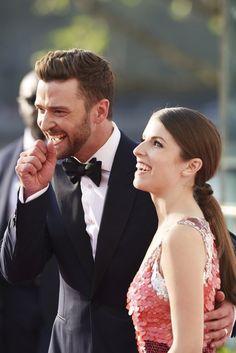 Pin for Later: Justin Timberlake et Anna Kendrick S'éclatent Sur le Tapis Rouge des BAFTAs