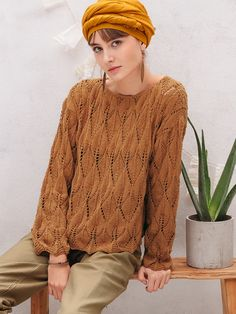 FLEUR genser i Phil Rustique Jumpers, Olympia, Sarees, Pullover, Lace, Sweaters, Tops, Women, Fashion