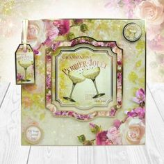 Card created from Hunkydory Crafts' Champagne Celebration Topper Set Hunkydory Crafts, Hunky Dory, Heartfelt Creations, Anniversary Cards, Different Styles, Cardmaking, Champagne, Projects To Try, Paper Crafts