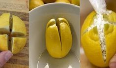 Have you ever heard of the ability of lemons to improve mood and treat anxiety and depression? Well, lemons have a wide range of uses, as the multiple beneficial components of these citrus fruits. Natural Stress Relievers, Lemon Uses, Lemon Benefits, How To Treat Anxiety, Dieta Detox, Bons Plans, Healthy Fruits, Angst, Health Remedies
