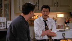 Matthew Perry Shares His Favorite Chandler Bing One-Liner