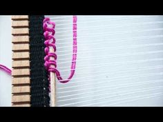 Weaving Tips | Loop Weave Video (Pile Weave) | The Weaving Loom