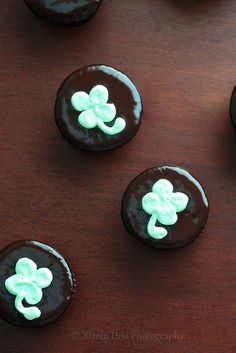 thin mint cupcakes!