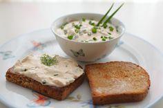 Рецептите на Мама: Пастет от сирене и сьомга
