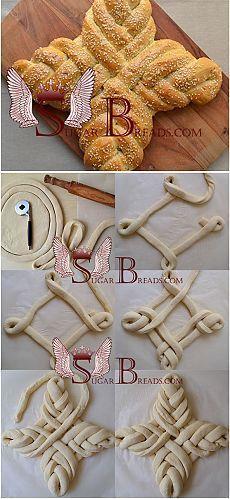 Пасхальный хлеб (video)   Sugar & Breads in Russia