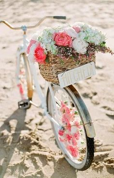 ...a wedding on wheels!