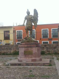 Arcángel Gabriel en Huimilpan