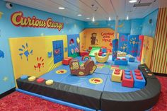 Curious George soft play area | Flickr – Condivisione di foto!