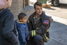 """""""Chicago Fire"""" executive producer talks about Episode Dawson and Casey's surprise [spoiler], and Severide's decision to help a leukemia patient Chicago Fire Season 5, Chicago Fire Casey, Chicago Med, Episode Guide, Episode 5, Murder Mystery Games, Murder Mysteries, Chicago Shows, Jake Miller"""