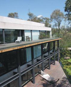 Casa KM by Serrano Monjaraz Arquitectos , via Behance