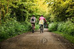 Tissington Trail cyclists