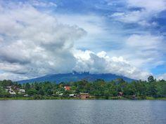 Tebat Gheban Wisata Danau Menarik di Sumatera Selatan - Sumatera Selatan