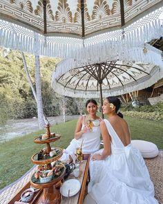 Mandapa,a Ritz-Carlton Reserve (@mandapareserve) • Instagram photos and videos Boho Aesthetic, Photo And Video, Wedding Dresses, Videos, Photos, Instagram, Fashion, Bride Dresses, Moda