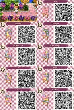 animal crossing qr codes paths Acnl qr code animal crossing new leaf original Qr Code Animal Crossing, Animal Crossing Qr Codes Clothes, Acnl Qr Code Sol, Acnl Pfade, Acnl Paths, Motif Acnl, Code Wallpaper, Ac New Leaf, Happy Home Designer