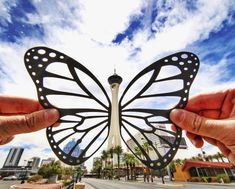 Creative Paper cut by Rich McCor 99 Rich McCor Transforms Iconic Landmarks With Just a Few Paper Props