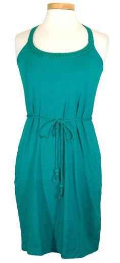 Lucky Brand Womens Dress SUSIE Crochet Knit Sleeveless Sundress XS NEW NWT $99 #LuckyBrand #Sundress #Casual