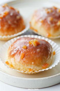 Pączki. Polish Donuts.