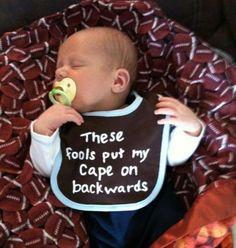 Haha, so cute!