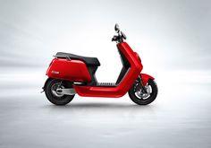 NIU N1S #niu #niumobility #aniuwayforward #niun1s #elektroroller #motorroller #eroller #escooter #scooter #emobility #emobilitaet