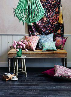 lovely floral patterns